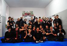 Shaolin Kung Fu Wien Intensiv-Seminar mit Großmeister Bambang 12.-13.11.2011 Fotos