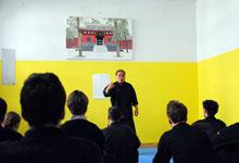 Shaolin Kung Fu Wien Intensiv-Seminar mit Großmeister Bambang 26.-27.05.2012 Fotos