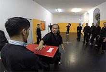 Shaolin Kung Fu Wien Intensiv-Seminar mit Großmeister Bambang 17. - 18.10.2015 Video