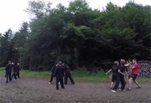 Shaolin Kung Fu Wien Sommercamp Juli 2015 im Wolfsgraben Video