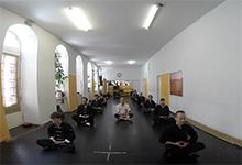 Shaolin Kung Fu Wien Waffenseminar mit Großmeister Bambang 29. - 30.04.2017 Video
