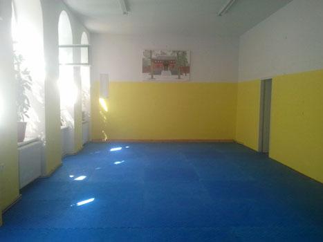 Shaolin Kung Fu Wien 1020 Raum mieten